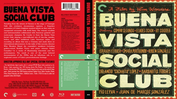 Covercity Dvd Covers Labels Buena Vista Social Club