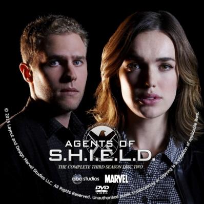 Agents of S.H.I.E.L.D. - Season 3; disc 2