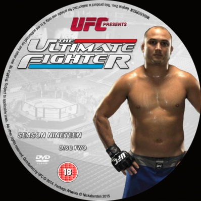 The Ultimate Fighter - Season 19; disc 2