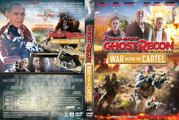Covercity Dvd Covers Labels Tom Clancy S Ghost Recon