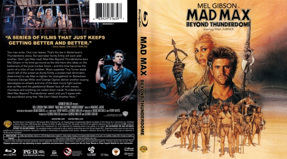 CoverCity - DVD Covers & Labels - Mad Max 3