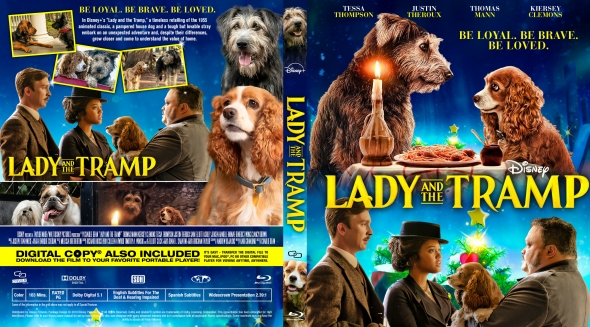 Covercity Dvd Covers Labels Lady And The Tramp
