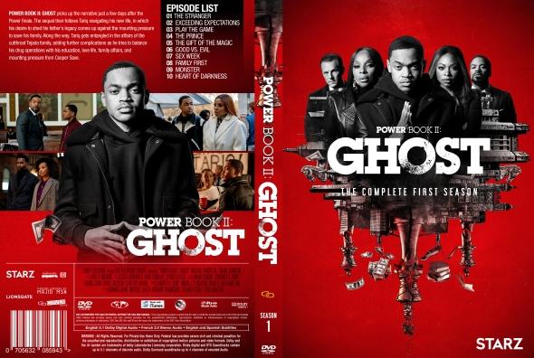 Power Book 2 Ghost - Season 1