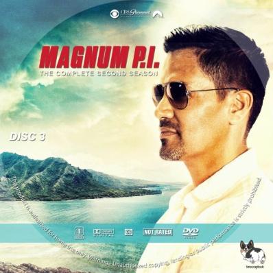 Magnum P.I. - Season 2, disc 3