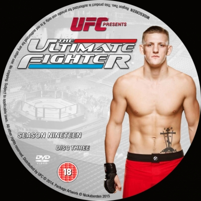 The Ultimate Fighter - Season 19; disc 3