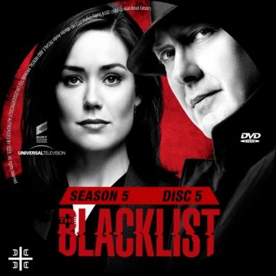 The Blacklist - Season 5; disc 5
