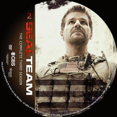 Seal Team - Season 3; disc 2
