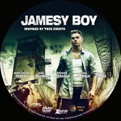 CoverCity - DVD Covers & Labels - Jamesy Boy