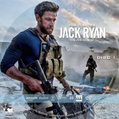 Jack Ryan - Season 2, disc 1