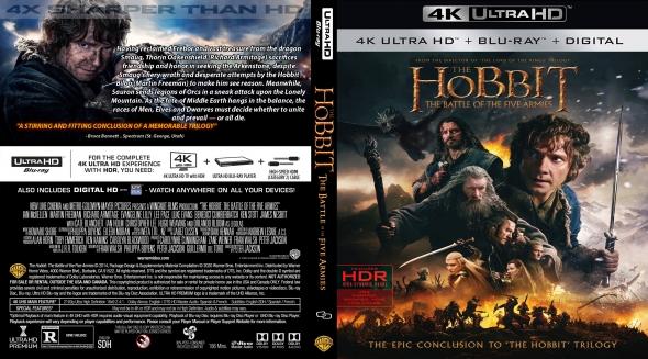 The Hobbit: The Battle of the Five Armies 4K