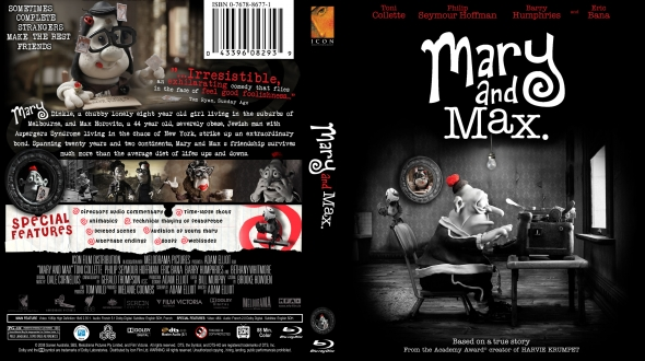 Covercity Dvd Covers Labels Mary And Max
