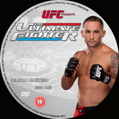 The Ultimate Fighter - Season 19; disc 1