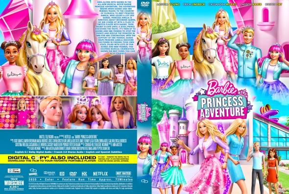 CoverCity - DVD Covers & Labels - Barbie Princess Adventure