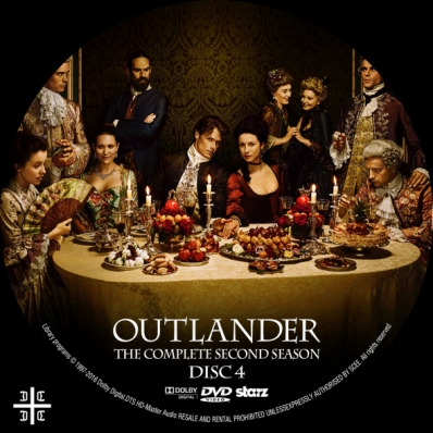Outlander - Season 2; Disc 4