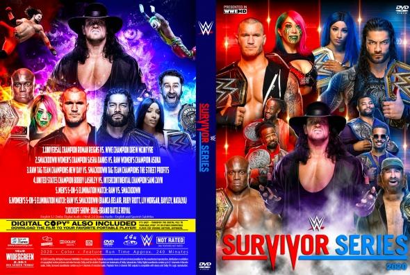 WWE Survivor Series - 2020