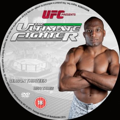 The Ultimate Fighter - Season 13; disc 3