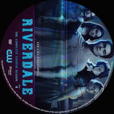 Riverdale - Season 4; disc 4