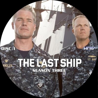 The Last Ship - Season 3; disc 1