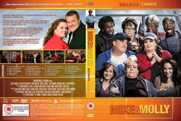 Mike and Molly - Season 3