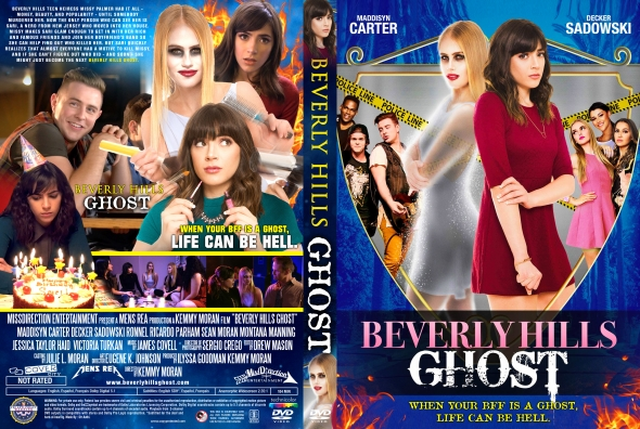 covercity dvd covers labels beverly hills ghost labels beverly hills ghost