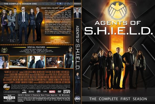 Agents of S.H.I.E.L.D. - Season 1