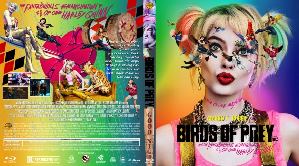 Covercity Dvd Covers Labels Birds Of Prey