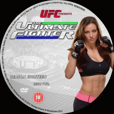 The Ultimate Fighter - Season 18; disc 2