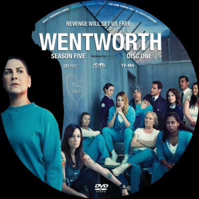 Wentworth - Season 5; disc 1