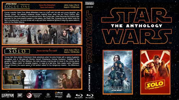 Star Wars - The Anthology