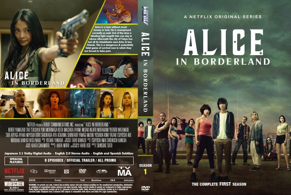 Alice in Borderland - Season 1