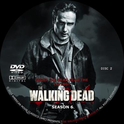 The Walking Dead - Season 6; disc 2