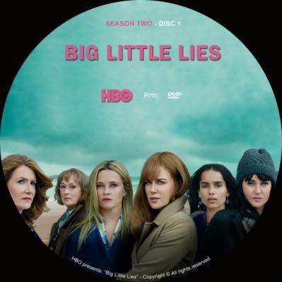 Big Little Lies - Season 2; disc 1