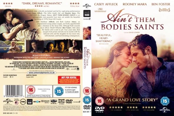Movie  Aint Them Bodies Saints That inspiration @KoolGadgetz.com