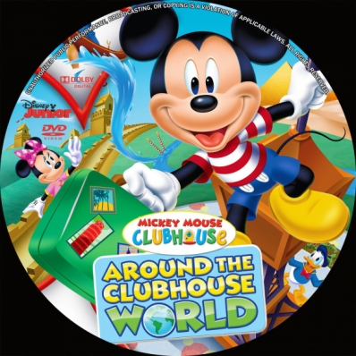 CoverCity - DVD Covers & Labels - Mickey Mouse Clubhouse ...