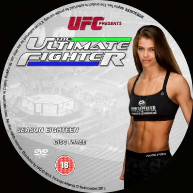 The Ultimate Fighter - Season 18; disc 3