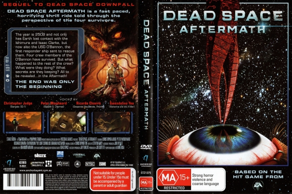 Covercity Dvd Covers Labels Dead Space Aftermath