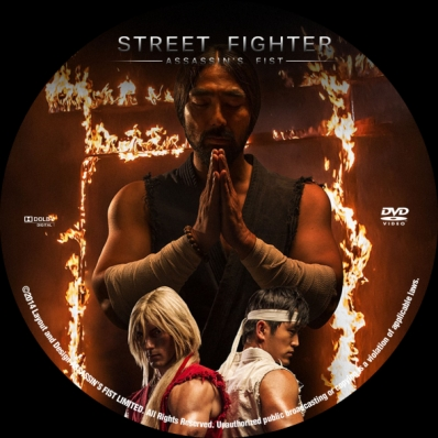 Covercity Dvd Covers Labels Street Fighter Assassin S Fist