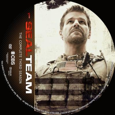 Seal Team - Season 3; disc 1