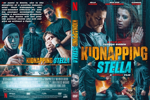 CoverCity - DVD Covers & Labels - Kidnapping Stella