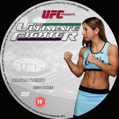 The Ultimate Fighter - Season 20; disc 3