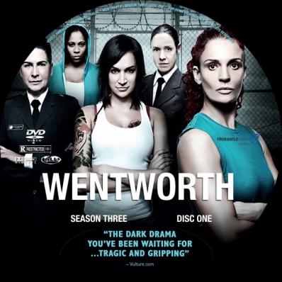 Wentworth - Season 3; disc 1