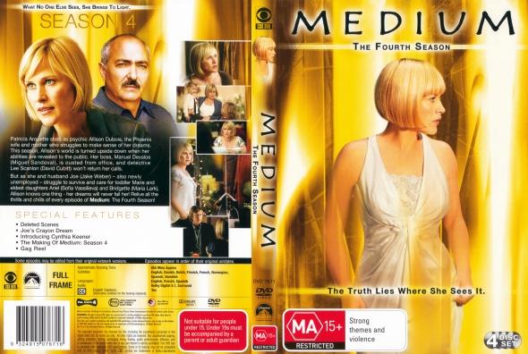 Medium - Season 4