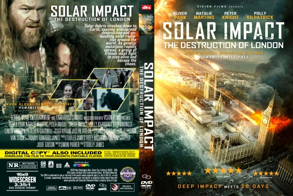 CoverCity - DVD Covers & Labels - Solar Impact