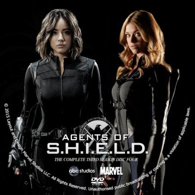 Agents of S.H.I.E.L.D. - Season 3; disc 4