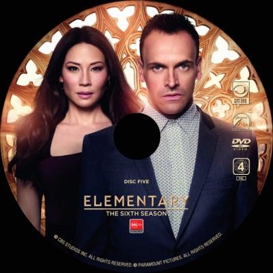 Elementary - Season 6; disc 5