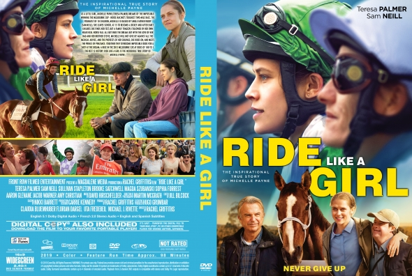 CoverCity - DVD Covers & Labels - Ride Like a Girl