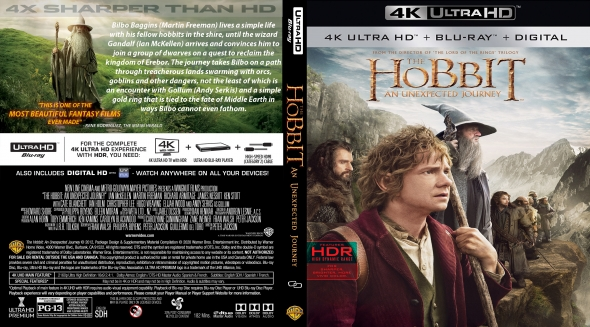 The Hobbit: An Unexpected Journey 4K