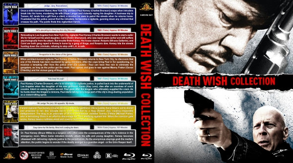 Death Wish Collection