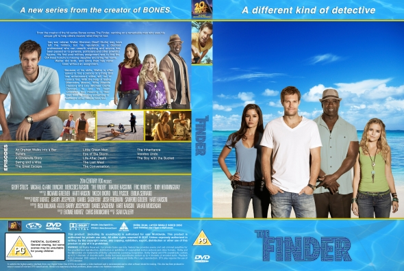 The Finder - Season 1