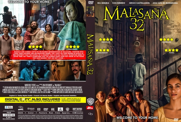 CoverCity - DVD Covers & Labels - Malasaña 32